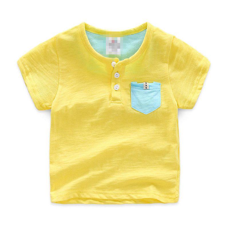 Baby-Short-Sleeve-T-Shirt-Turn-Down-Collar-2017-Summer-Fashion-Male-ChildrenS-Clothing-Boys-Anchor-Basic-Shirt-2
