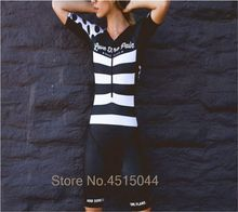 2018 WomenLOVE THE PAIN skinsuit cycling jersey ciclismo clothing go pro mtb mujer white cycle