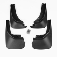 JHO For 2011 2018 Ford Explorer Front Rear Mudflaps Splash Guards Fender Kit with LOGO Car Accessories 2012 2013 2014 2015 16 17