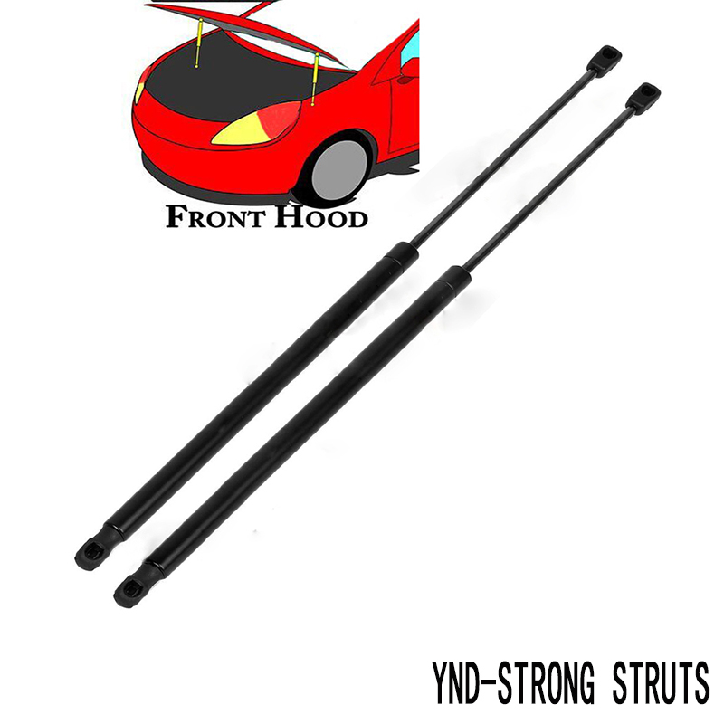 2xFit Ford F 250 F350 F450 F550 Hood Gas Charged Lift Support Shocks Strut in Shock Absorber Struts from Automobiles Motorcycles