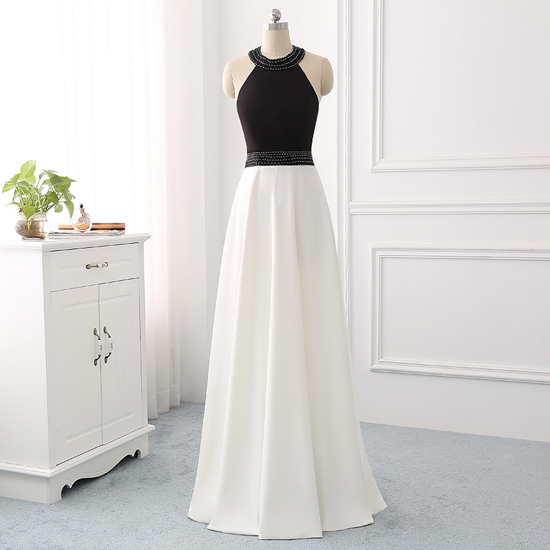 Detail Feedback Questions about Simple Black White Elegant Evening ... 91f71434b442