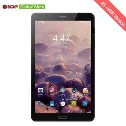 8 Inch 4G Lte Mobiele Telefoon Bellen En Online Internet Tabletten Pc 4 Gb + 64 Gb Android 7.0 os 5MP + 12MP Duall Micro Sim-kaart 5000 Mah