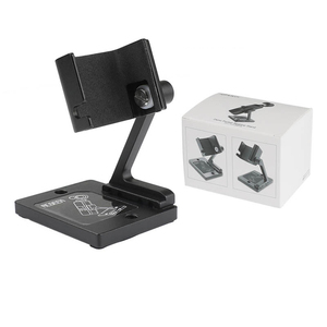 Image 5 - Estabilizador de base de escritorio, soporte de aluminio, ángulo ajustable para dji osmo Pocket 2, accesorios de cámara de cardán