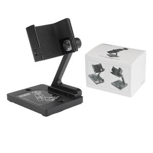 Image 5 - Masaüstü tabanı sabitleyici alüminyum tutucu ayarlanabilir açı dji osmo cep 2 gimbal kamera aksesuarları