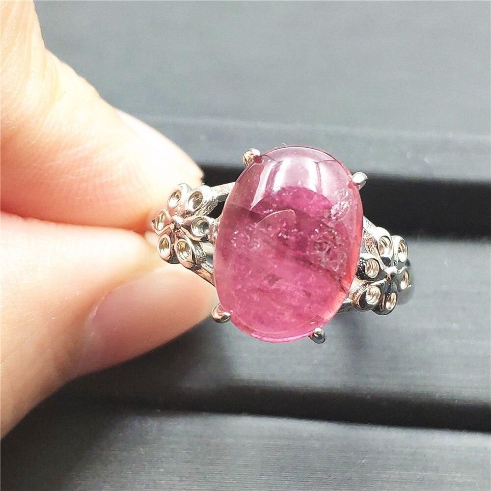 Naturel Royal violet Sugilite anneau réglable bijoux pierre précieuse pour femme dame de mariage fiançailles AAAAA 925 anneaux en argent Sterling