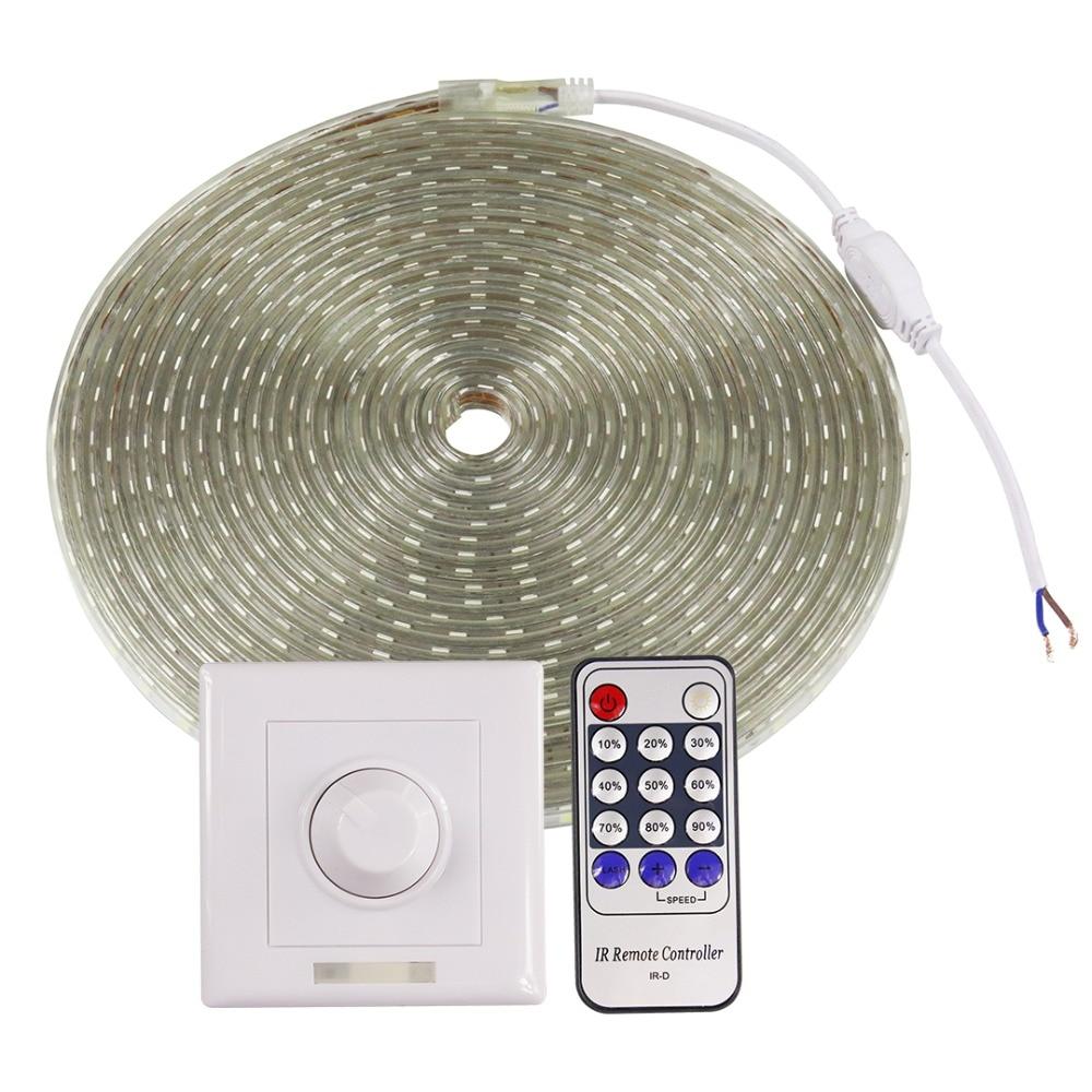 alimentation contrôleur Bande DEL Stripe 12 V RGB SMD 5050 étanche variateur