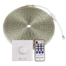 SMD 5050 LED Strip 220V Dimmable LED Strip light