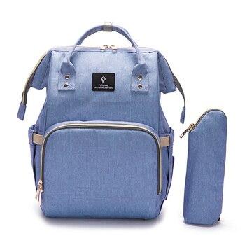 Τσάντα backpack Ταξιδιού για τα Απαραίτητα του Μωρού με usb