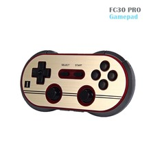 8BITDO FC30 PRO Wireless Bluetooth Controller Gamepad Smart Joystick Gamepad Compatible with iOS Android Windows Mac Gamepad