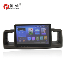 "Free shipping 9"" Car gps for TOYOTA Corolla EX Quadcore Android 7.0 car dvd player with 1 G RAM,16G iNand,steering wheel"