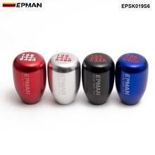 Спортивный EPMAN Универсальный Гоночный ручка переключения рулевого механизма автомобиля ручной Короткий бросок переключения передач 6 скоростей EPSK019S6
