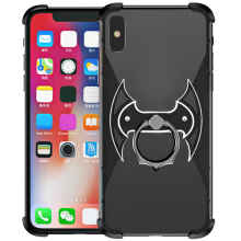 Metal Bumper Frame Case for iPhone XS XR,Heavy Duty Armor Shockproof Aluminum Alloy Protective Cover