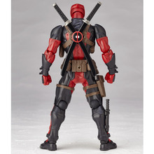 Deadpool Action Figure with Changeable Hands