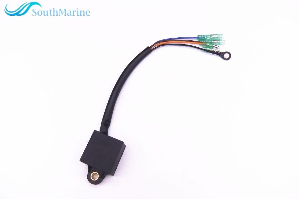 T3 6 04000400 Boat Motor CDI Unit for Parsun 2 Stroke T2 5 T3 6 HDX3