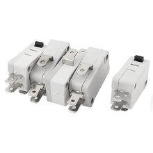 5 шт. SPDT 3 шпильки микро концевой выключатель 250VAC 16A для рисоварки KW7-0