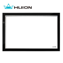 Cheapest Huion 26.8 Inches Adjustable Lightness LED Light Board for Calligraphy Copy Animation Watercolor Painting Quilting Tattoo–A2