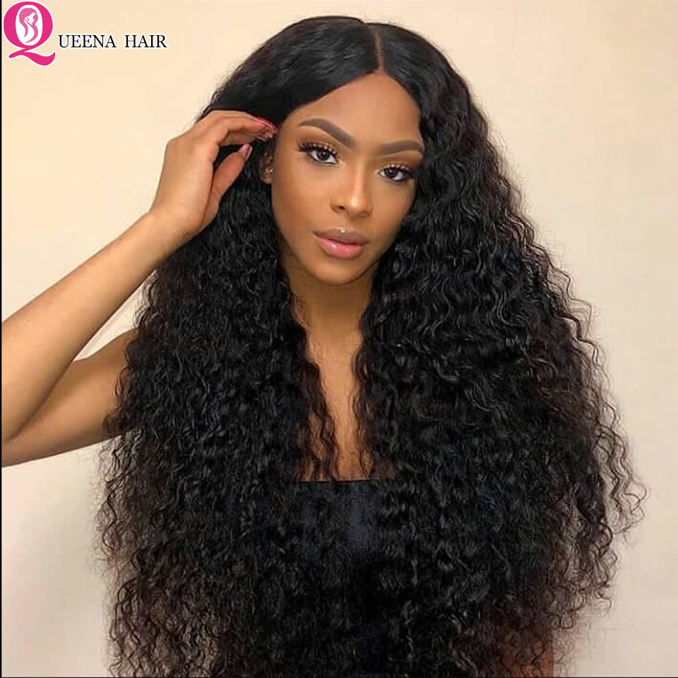 Kinky Curly Hair Weave Bundles With Frontal Closure Burmese Curly Human Hair Bundles Wavy With Frontal 13X4 Pre Plucked Remy