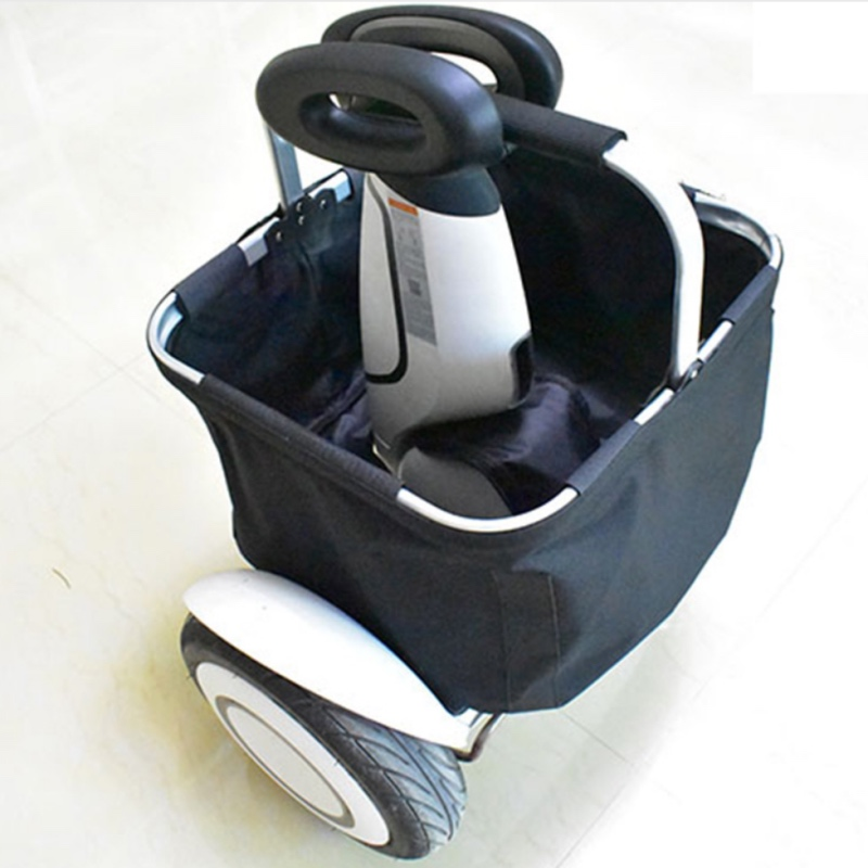все цены на Xiaomi Ninebot Mini Plus Scooter Storage Folding Carrying Shopping Bag Basket Kep for Xiaomi Electric Balance Plus Skateboard