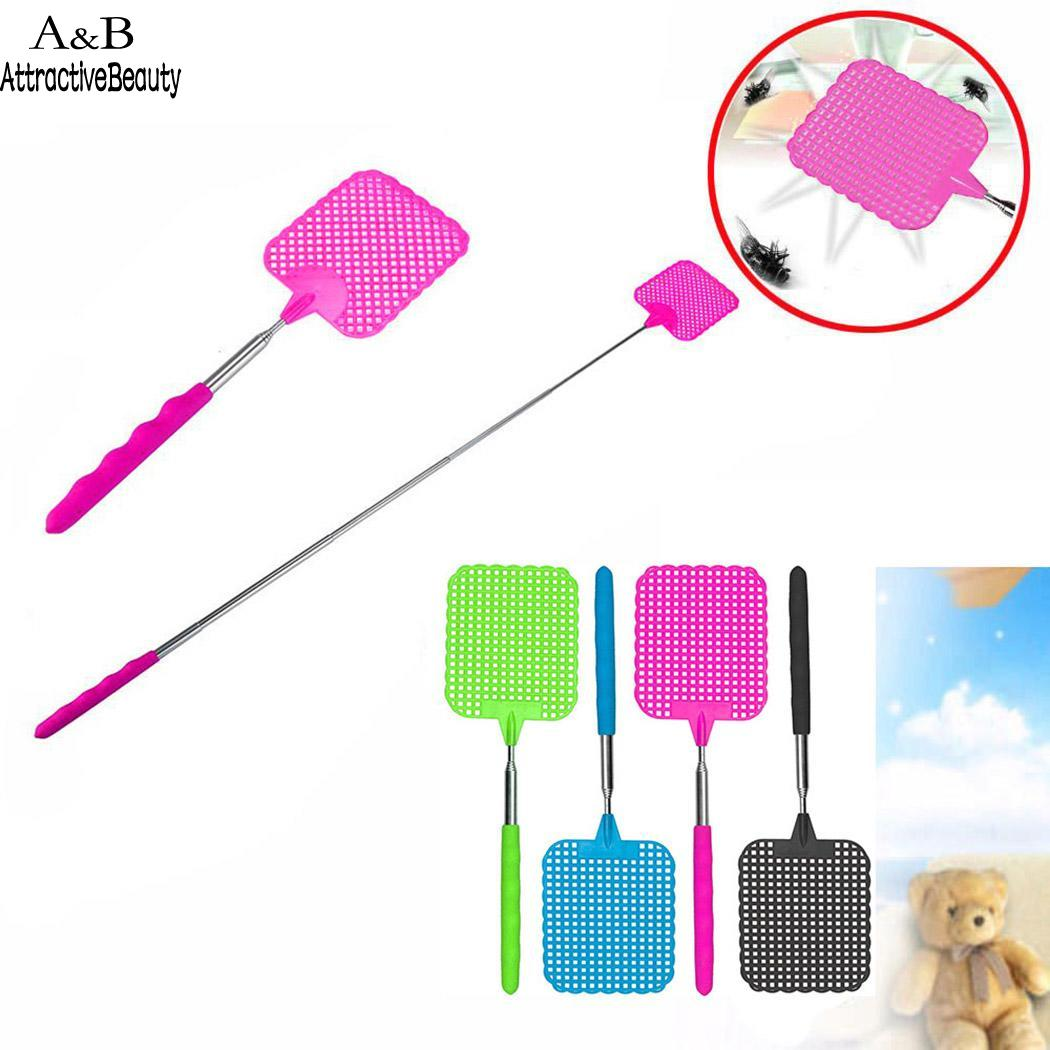 2019 Telescopic Mosquito Killer Portable Insect Catcher Fly Killer Swatter Extendible Pest Handy Swatter Pat Fly Grip2019 Telescopic Mosquito Killer Portable Insect Catcher Fly Killer Swatter Extendible Pest Handy Swatter Pat Fly Grip