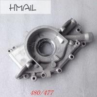 ENGINE OIL PUMP FOR CHERY TIGGO3X TIGGO2 MVM315 FULWIN COWINS AMULET FORA 480/477 ENGINE 480 1011030