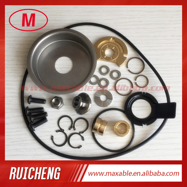 US $21 0 |K24 turbocharger repair kits/turbo kits/turbocharger service  kits/turbo rebuild kits-in Air Intakes from Automobiles & Motorcycles on
