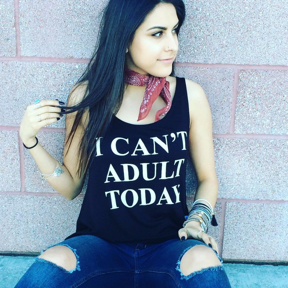 0-I can't adult today tanks tops vest women t shirts fashion sexy sportswear-3