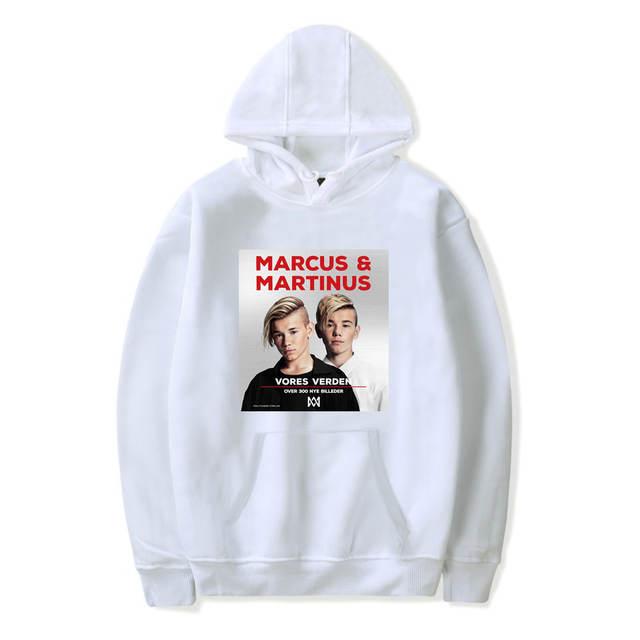 MARCUS & MARTINUS HOODIE (6 VARIAN)