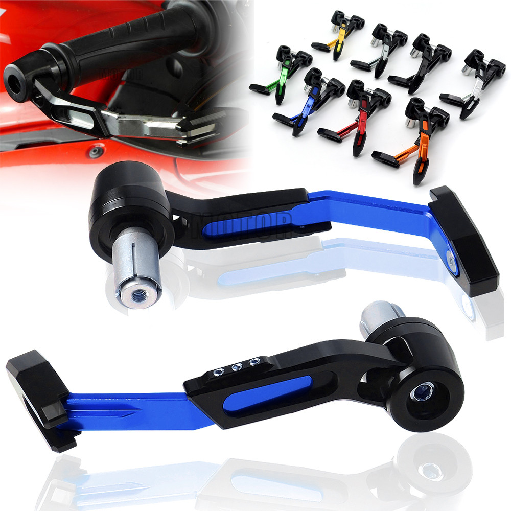 Motorcycle Brake Clutch Lever Hand Guards Scooter For Bajaj