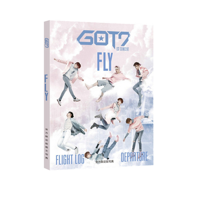 Kpop Got7 FLY Album album high resolution Bambam Jackson Junior Brand машины mighty wheels soma военный перевозчик танк 28 см