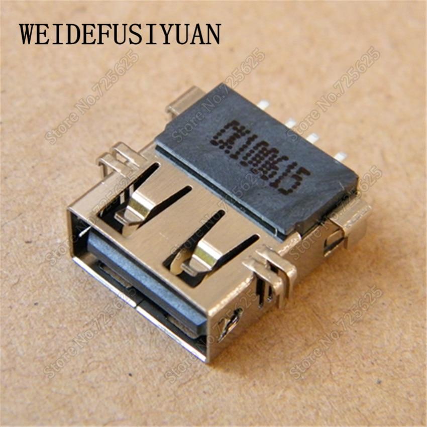 USB Jack Female Port Plug Connectors For ACER NVA51 NV50 350 EM350 5552 5741 5742 Z G ZG  2.0 USB Socket FOR HP C700 ac dc usb port jack plug socket connector pin for acer toshiba satellie m805d c660 c660d a300d a300 l450 l450d a215 h 6 3
