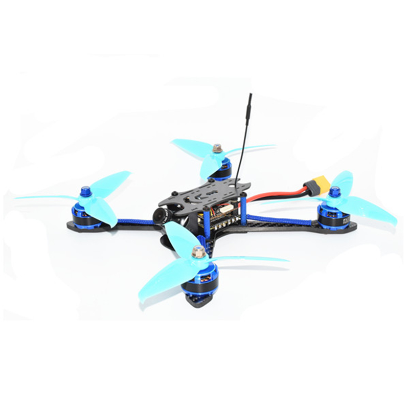 Bflight 210 210mm F3 5.8G 40CH 25/200mW Switchable VTX 650TVL Camera Drone Multicopter Carbon Fiber FPV Racer Drone eachine ts5840 upgraded 40ch 5 8g 200mw wireless av transmitter tx for fpv multicopter