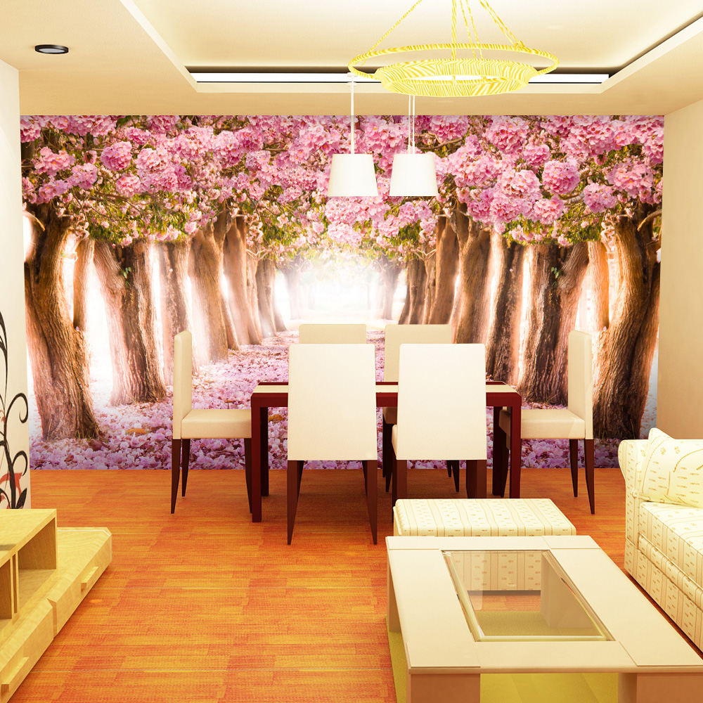 Superior ... Removable Wall Mural Wallpaper Photo Aliexpress Buy High Quality Modern  Desgin The Path Of Part 23