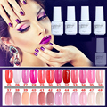 NO.25-48 5ML MINI PACK  2015 Brand New Gelpolish Soak Off UV Gel Polish BASE TOP COAT Primer  Nail Art Color Foundation