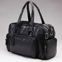 men travel bag Handbags big Travel Bag Famous Brand Bolsas business Luggage Duffle pu leather Shoulder Casual Tote
