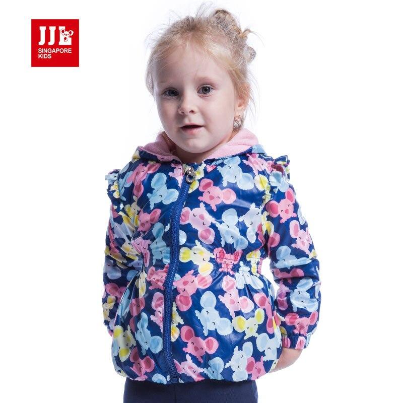 baby girl coat cartoon koala printed brand newborn fleeces fabric winter jacket baby clothing girls outwear