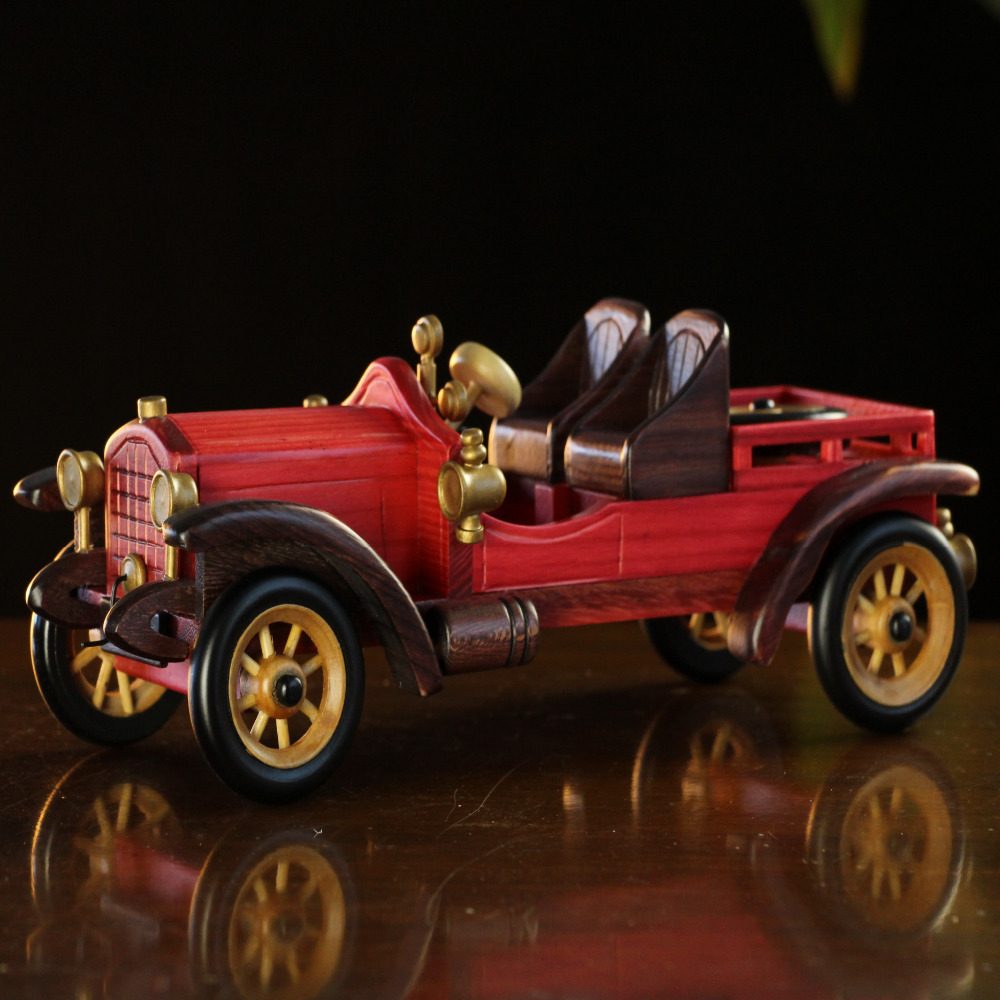 cosette vintage collect handmade realistic classic tourist vehicle