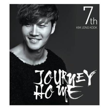 Kim Jong Kook Vol 7 - Journey Home  Release Date 2012.11.01 bigbang 2012 bigbang live concert alive tour in seoul release date 2013 01 10 kpop