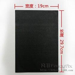 Lousa removível adesivo lousa mini lousa 30CM x 20CM Z497