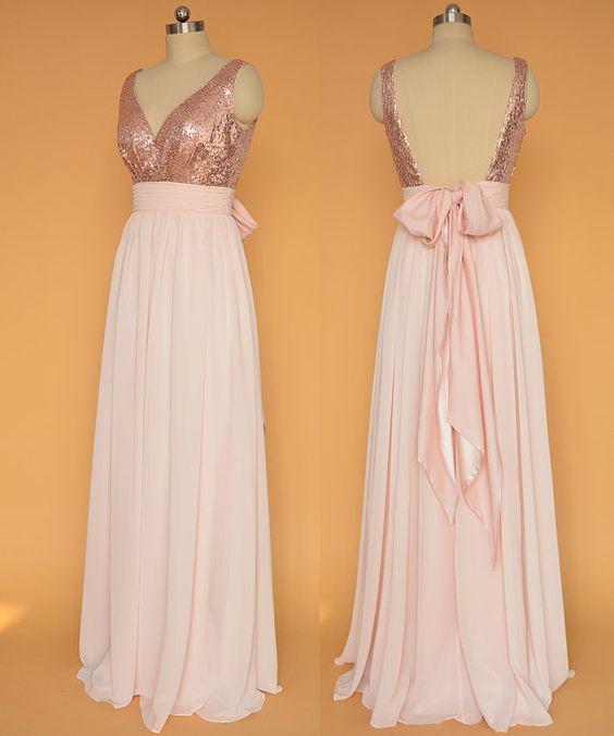 Popular gold bridesmaid dress buy cheap gold bridesmaid for Gold bridesmaid dresses wedding