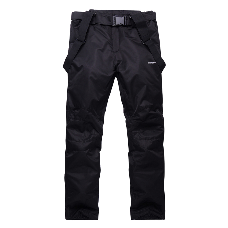 Nouveau pantalon de ski femmes et hommes snowboard pantalon de ski femme mâle hiver Sportswear respirant imperméable à l'eau chaud