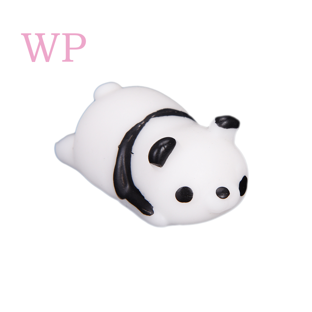 Confident New Squishy Kawaii Panda Cute Phone Strap Slow Rising Soft Anti-stress Press Squeeze Bread Cake Kids Toy Gift Squishies Lovely Luster Cellphones & Telecommunications Mobile Phone Accessories