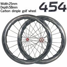 31b075bf7 454 new chinese carbon road bike dimple clincher wheels 58mm custom paint  sticker ceramic golf bicycle