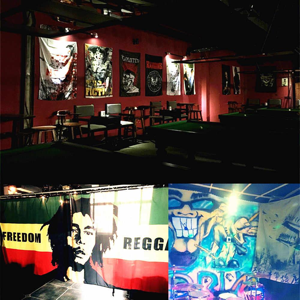 デッドプールスパイダーマンハリウッド映画のポスター旗バナーヴィンテージタペストリー布絵壁画ステッカー子供の部屋の家の装飾