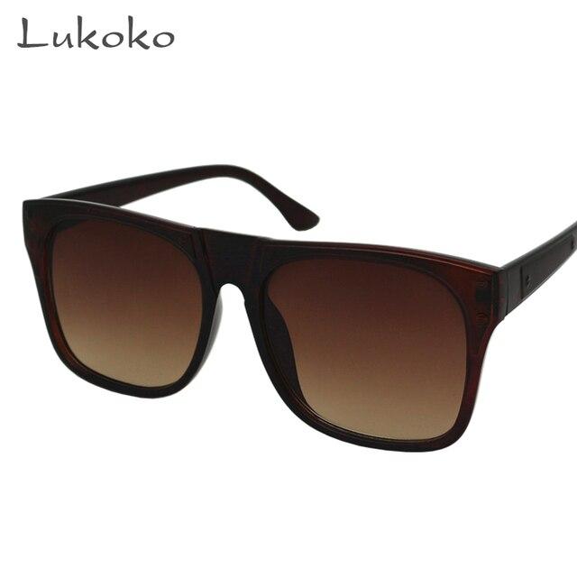 Lukoko UV400 Gozluk Senhoras Quadrados Do Vintage Óculos De Sol Das  Mulheres Marca Designer 2017 Luxo d73e411338