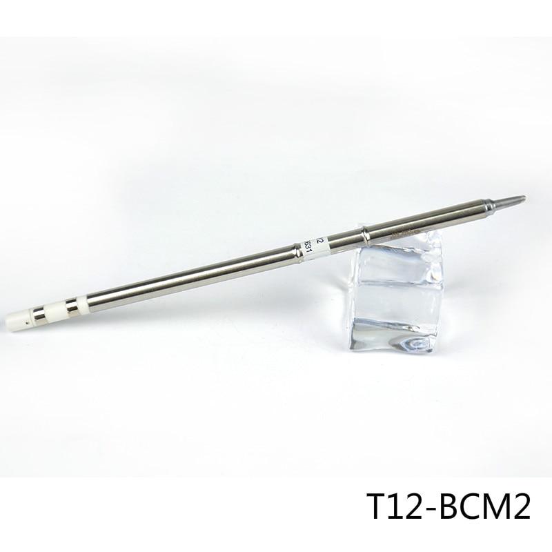 YIMAKER T12-D12 T12-ILS T12-JL02 T12-BCM2 4PCS Sostituire saldatore - Attrezzatura per saldare - Fotografia 4