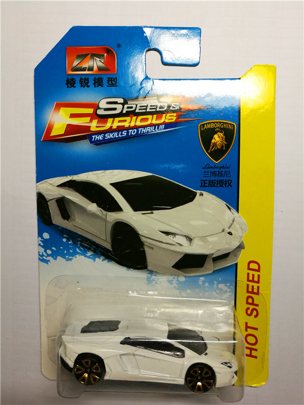 Hot Sale 1 64 white Car Models Metal Diecast Car Collection Kids Toys Vehicle For Children