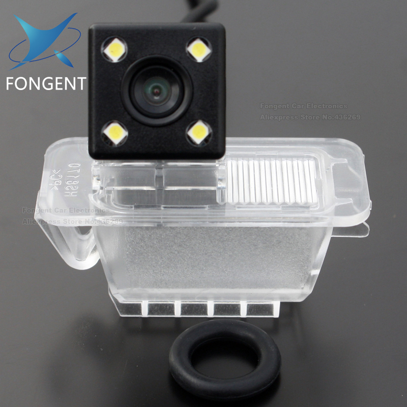 SONY CCD Chip Car Rear View Reverse Parking Wireless AV Jack Camera Monitor for FORD MONDEO/FIESTA/KUGA/FOCUS 2 /S-Max/CHIA-X