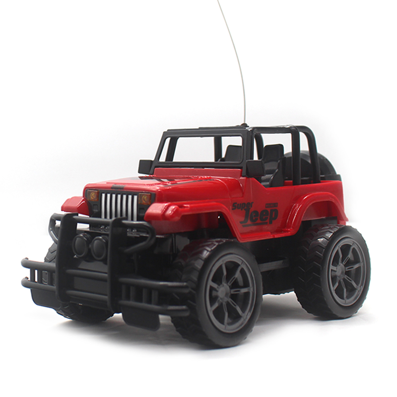 1:24 Electric Mini RC Car Remote Control Toys Radio Control Car Toys For Boys RC Jeep Flash Light Without Retail Box 2043 radio-controlled car
