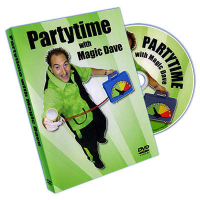 Dave Allen - Partytime With Magic Dave Magic Tricks