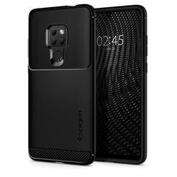 100% Original SPIGEN Huawei Mate 20 / Mate 20 Pro Case Rugged Armor Matte Black Anti-Slip Soft TPU Drop Resistance Cases